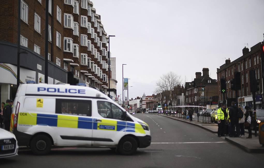 На юге Лондона произошел теракт