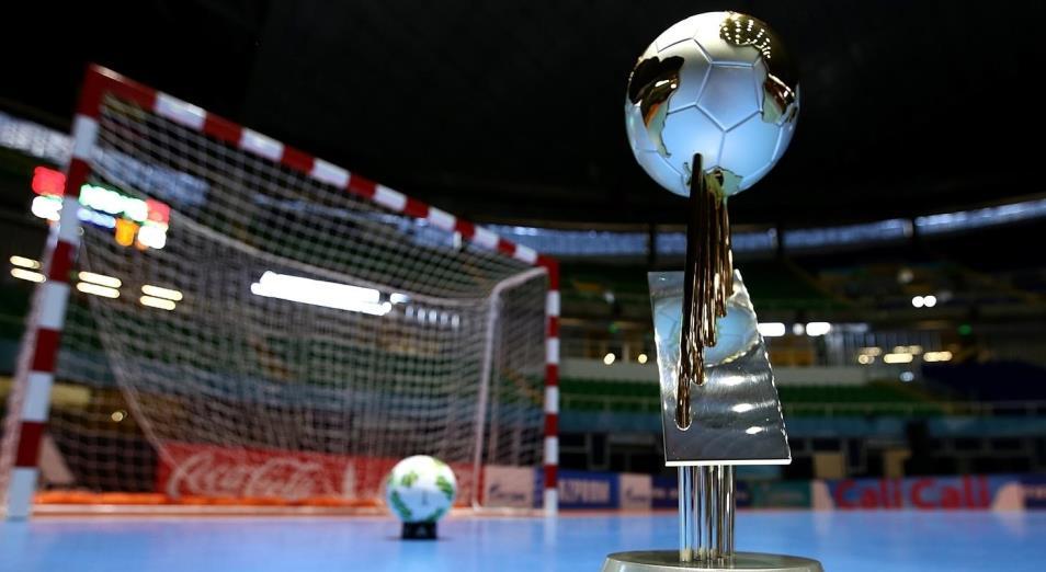 FIFA объявила даты чемпионата мира по футзалу