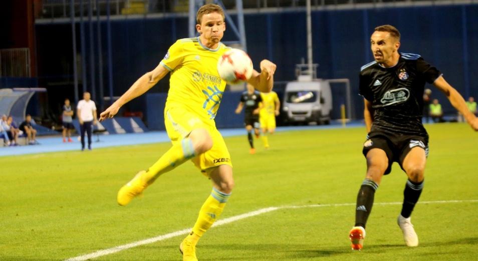 «Астана» ждет соперника в плей-офф отбора Лиги Европы