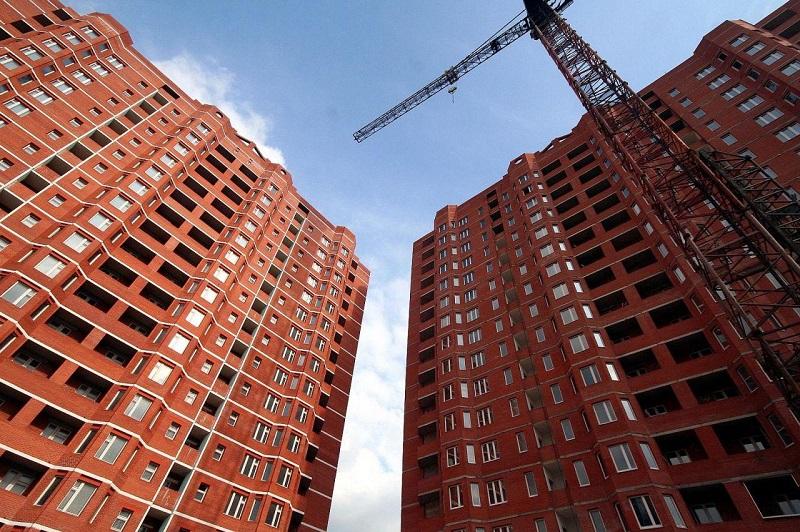 С начала года введено в эксплуатацию более 4 млн кв. м жилья