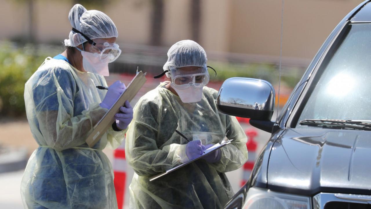Число инфицированных COVID-19 в мире превысило 19 млн