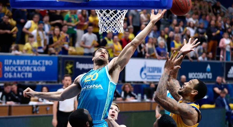 Единая лига ВТБ: «Астана» на грани вылета из плей-офф