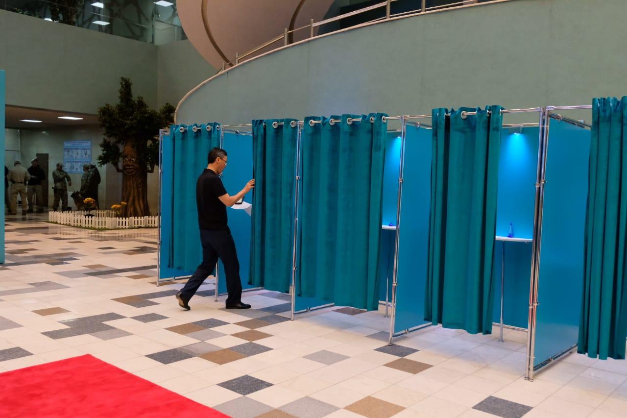 77,4% избирателей проголосовало на выборах Президента Казахстана – предварительные данные ЦИК