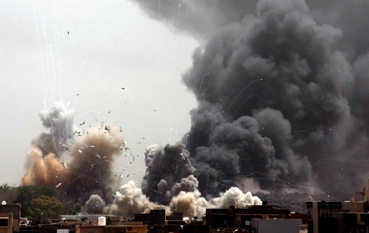 14 боевиков убито в ходе авиаударов на севере Афганистана