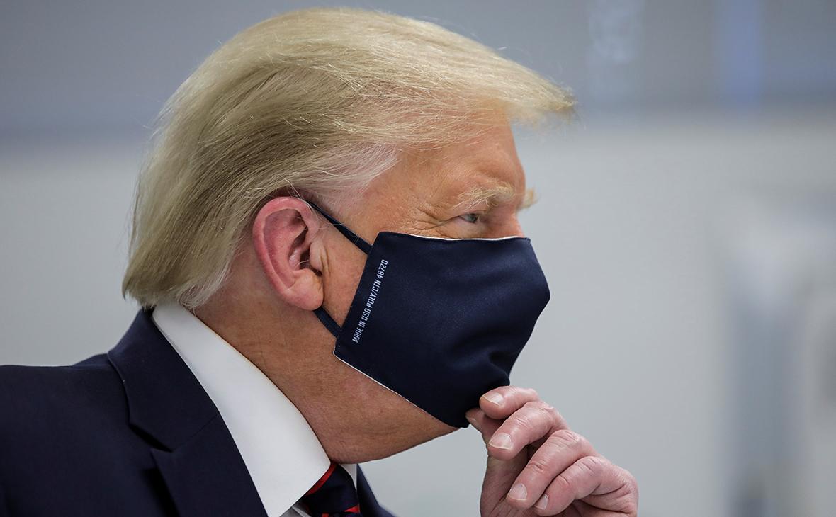 Трамп не исключил появления вакцины против COVID-19 в районе даты президентских выборов в США