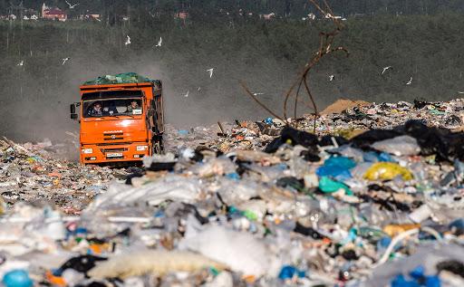В Мангистауской области закрыли мусорный полигон