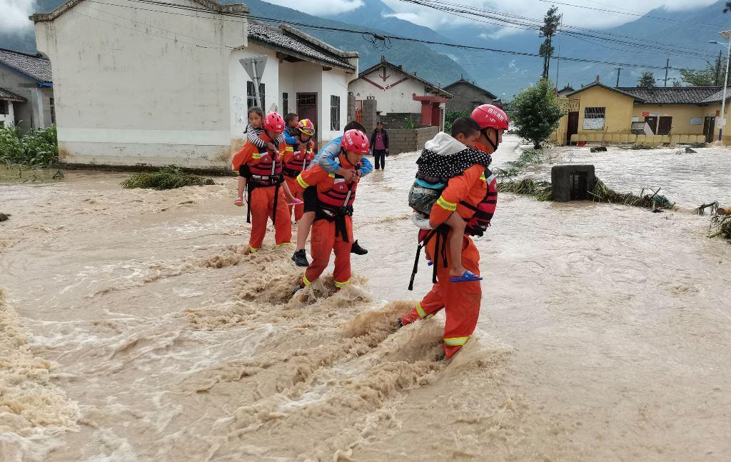 Экономический ущерб от наводнений в Китае превысил $11,7 млрд