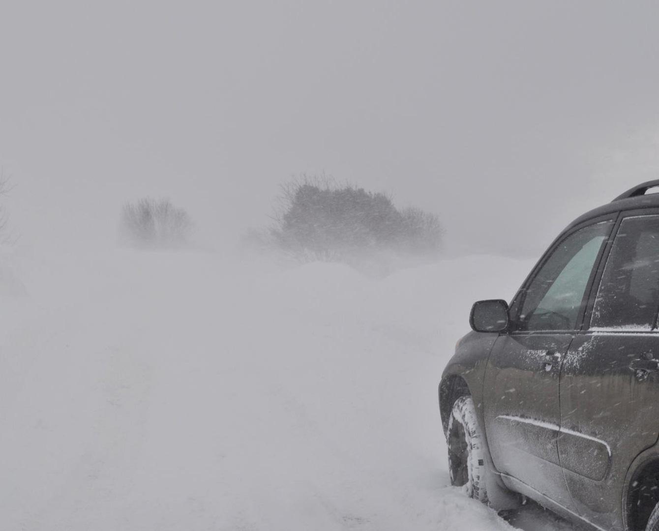 Из-за непогоды закрыты автодороги в восьми областях Казахстана