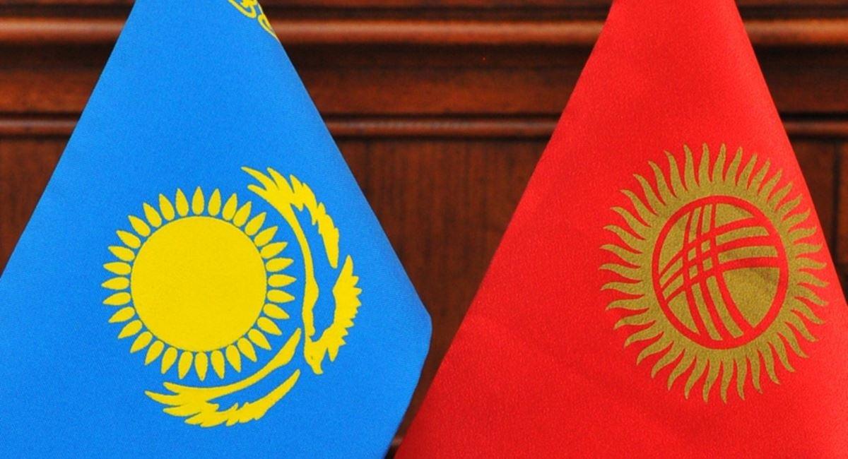 Главы правительств Кыргызстана и Казахстана обсудили двустороннее сотрудничество
