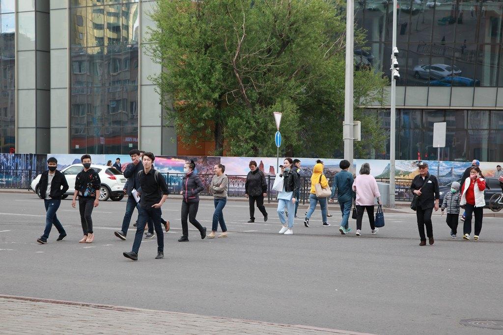 Население Казахстана за июнь увеличилось на 24 300 человек