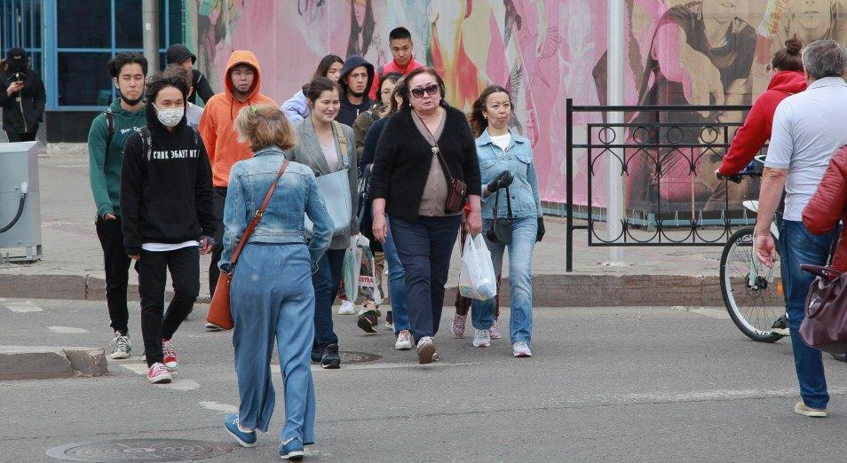 Ситуация с COVID-2019 в Казахстане на 20 мая