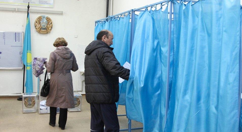 Казахстанцы до 10 мая могут поменять свой избирательный участок