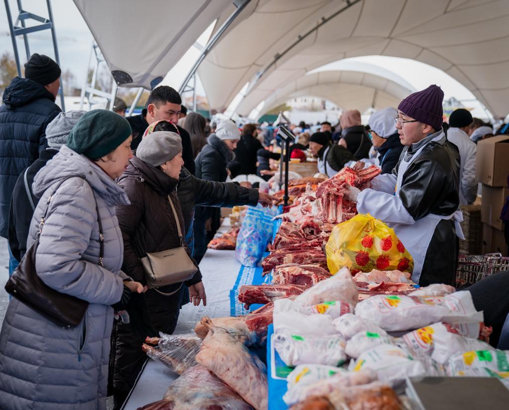 В столице стартуют зимние сельскохозяйственные ярмарки