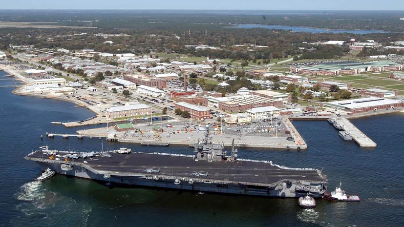 Власти США не знают, была ли стрельба на базе ВМС во Флориде терактом