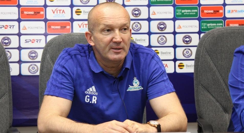 Роман Григорчук о ЛЧ: «Мы идем в завтра с высоко поднятой головой»