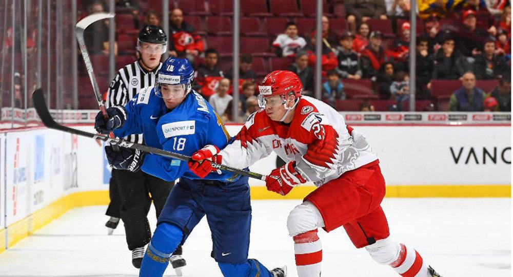 Мухамедиулы призывает казахстанцев поддержать хоккеистов на молодежном ЧМ в Канаде