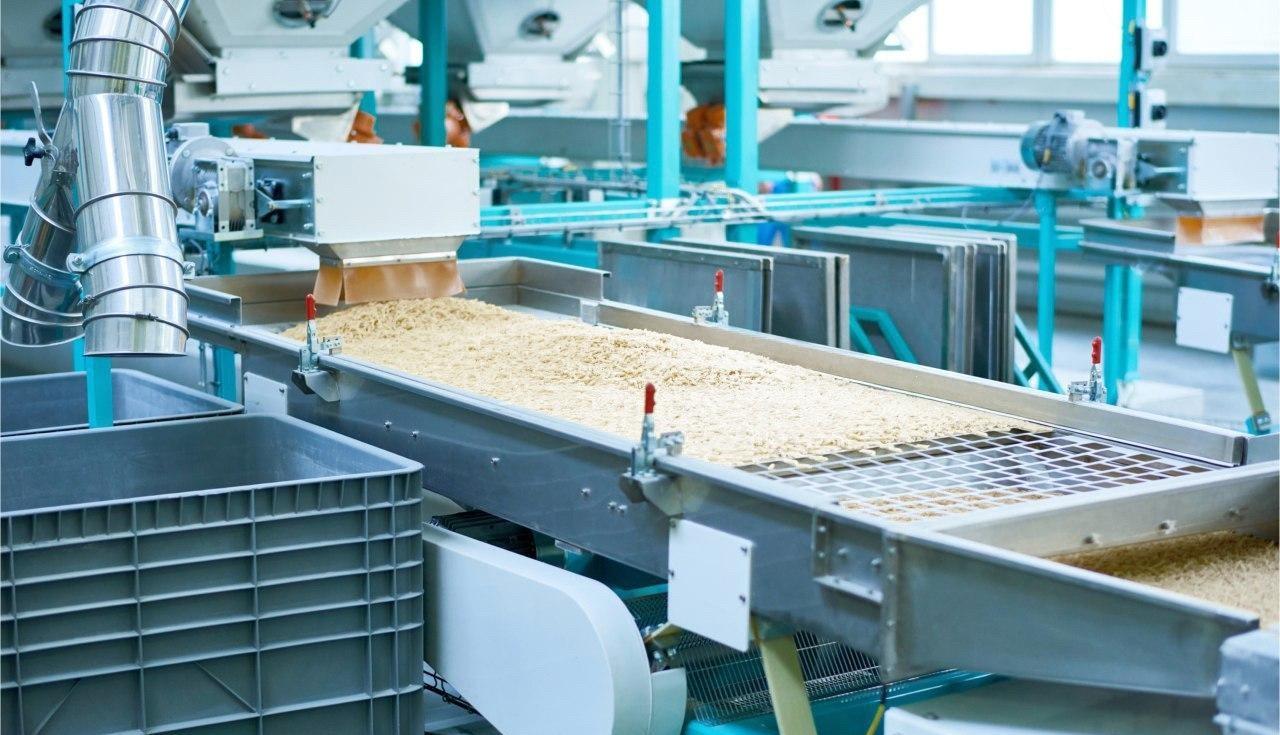 Производство продуктов питания выросло с начала года на 4,1%