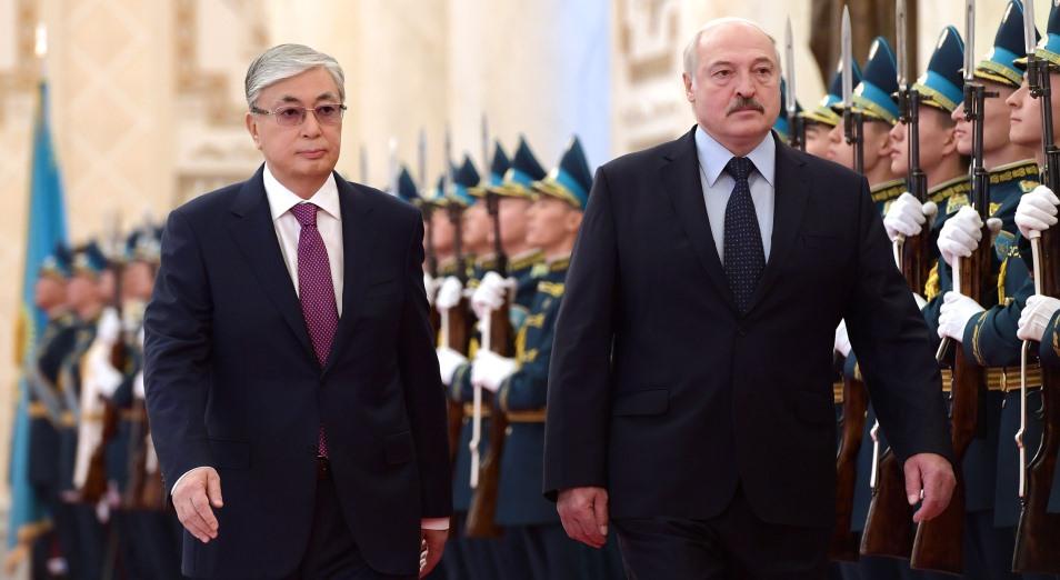 Лукашенко – Токаеву: «Мы вас не подведем»