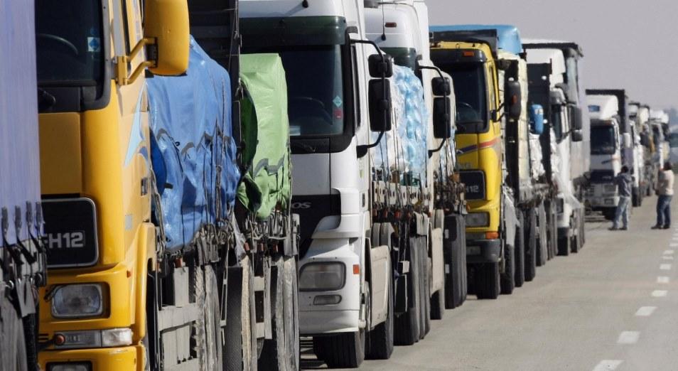В РК создадут нацоператора системы отслеживания международных автоперевозок