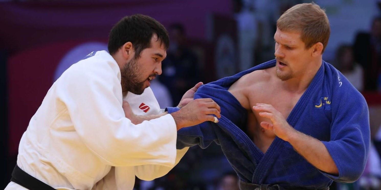Команда Казахстана по дзюдо осталась без медалей на турнире в Осаке
