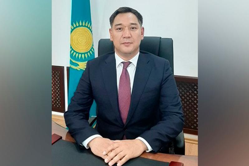 Назначен новый руководитель департамента госдоходов по Павлодарской области