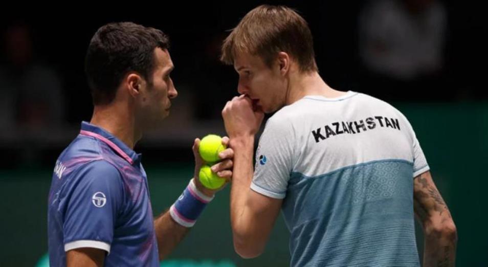 Казахстан на Australian Open остался в мужском парном разряде