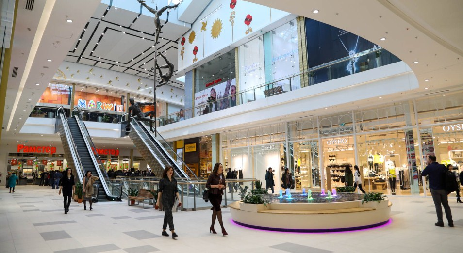 Алматы обошёл Лондон по концентрации торговых центров
