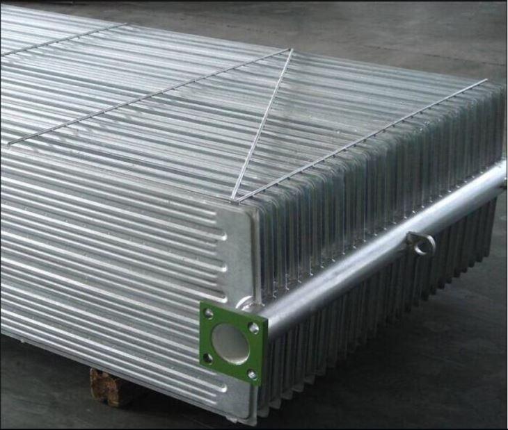 Уральский трансформаторный завод запускает производство панельных радиаторов