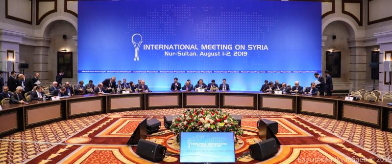 На встрече по Сирии в Казахстане будет обсуждаться борьба с остатками террористов