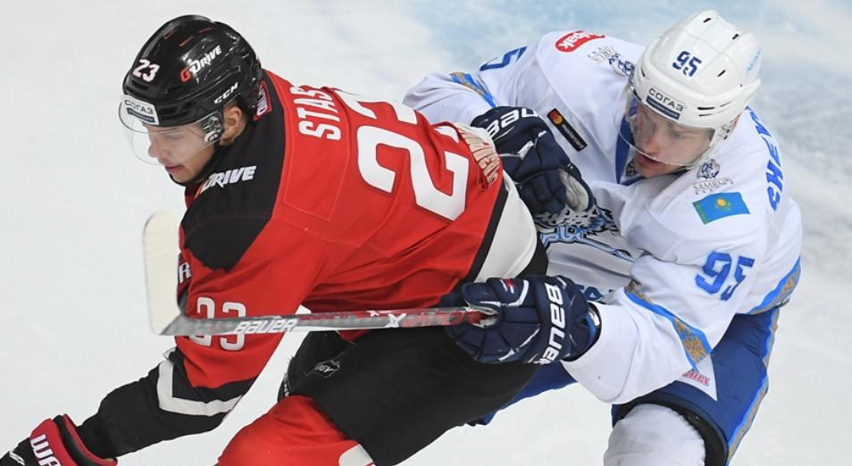 Плей-офф КХЛ: «Барыс» терпит самое крупное поражение
