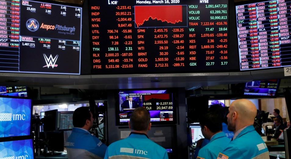 Мировой экономике диагностируют рецессию