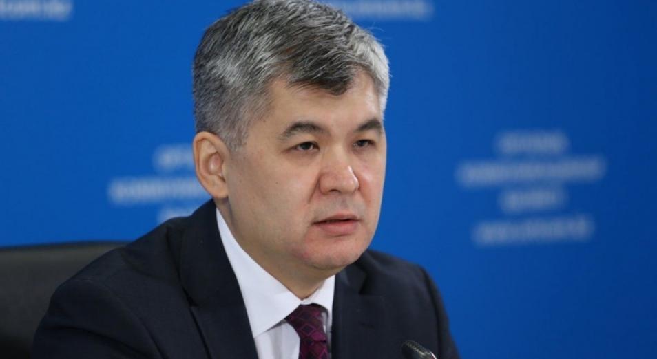 Елжан Биртанов: «Нет необходимости тестировать всех подряд и каждый день»