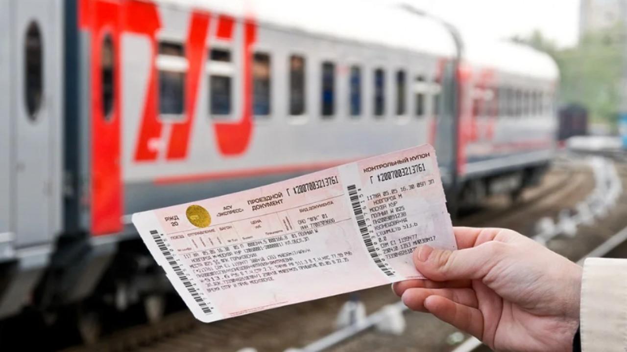 Движение пассажирских поездов на станции Атырау приостанавливается с 30 марта