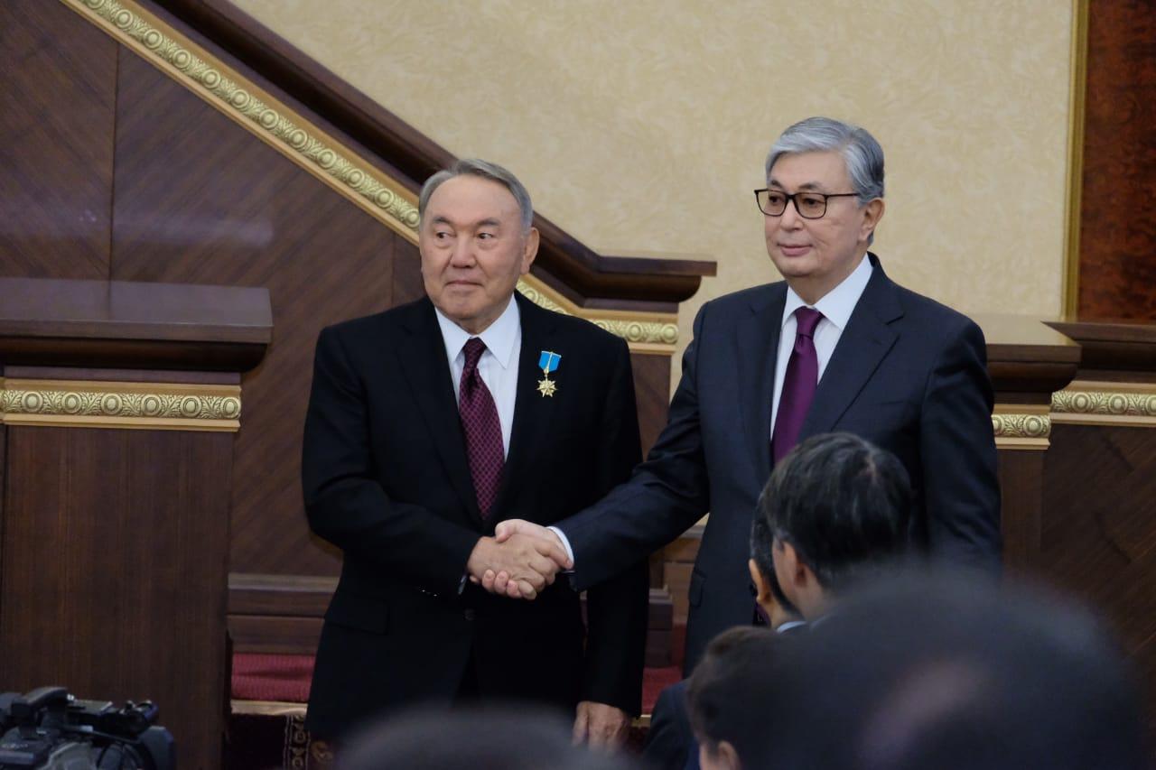 Решение Нурсултана Назарбаева сложить полномочия президента продиктовано заботой о будущем государства – Токаев