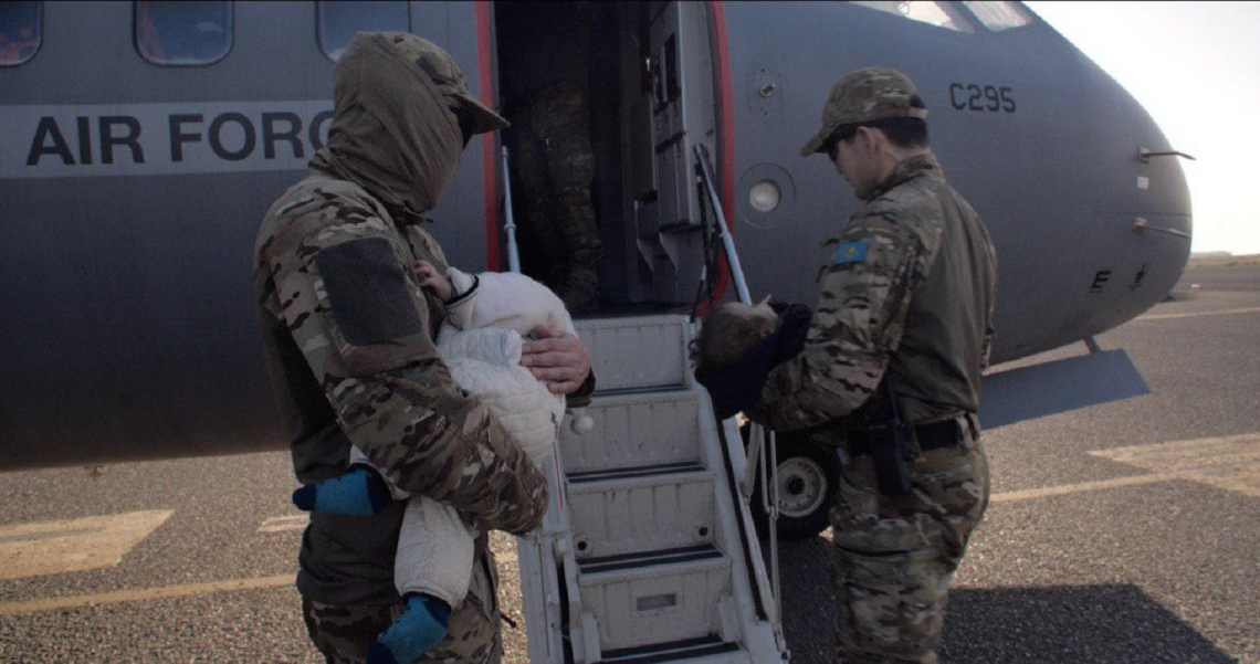 """РЭПортаж"": побег из Сирии"