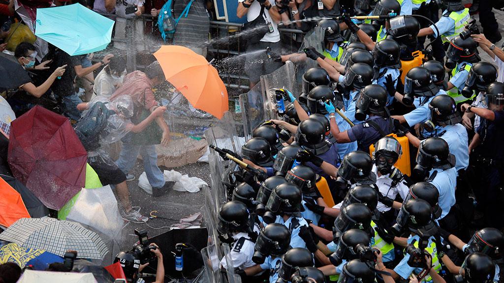 Беспорядки в Гонконге: планируются новые демонстрации в ближайшие дни