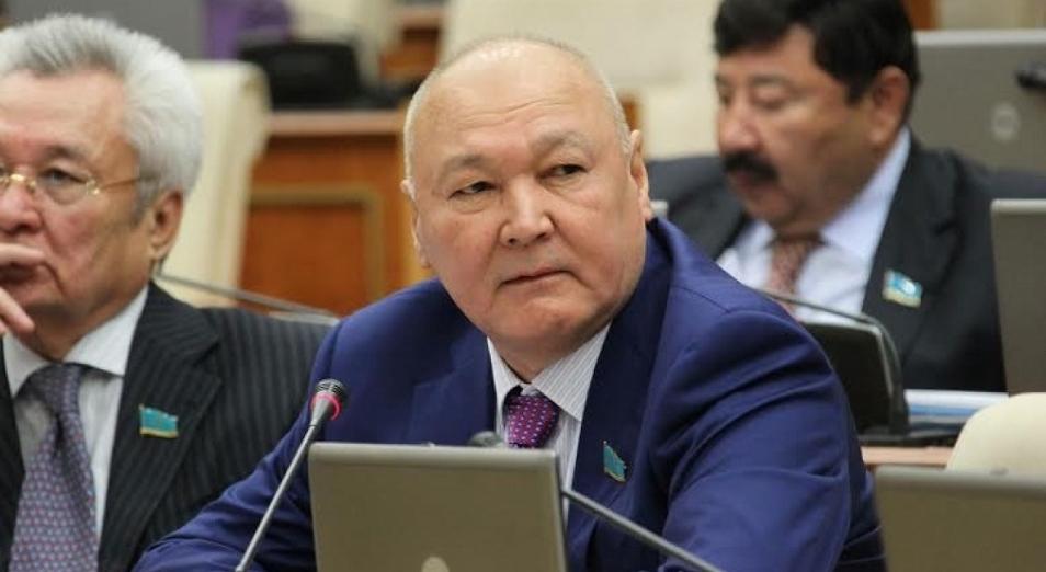 Жуматай Алиев не сдал экзамен на знание госязыка