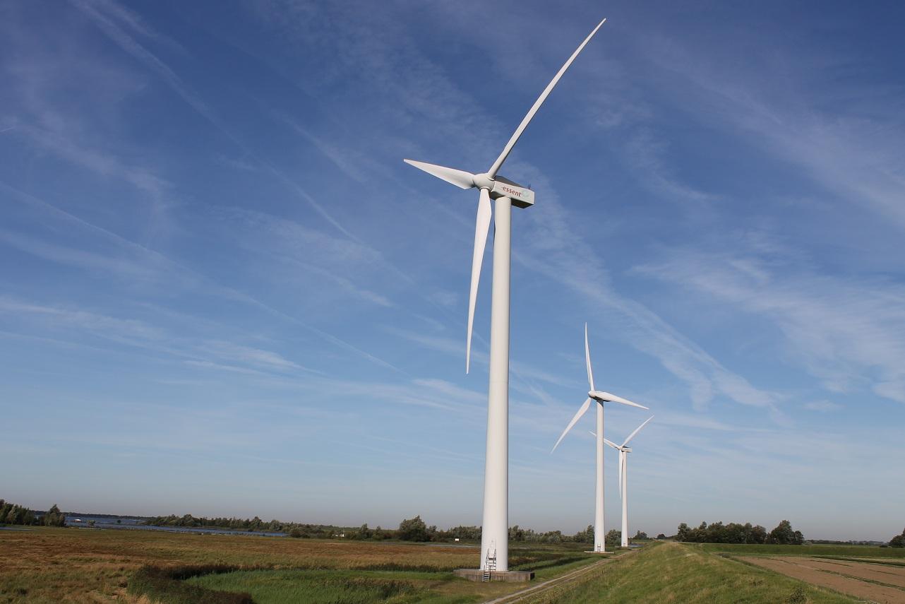 ЕБРР возьмется за новые ветростанции в Казахстане