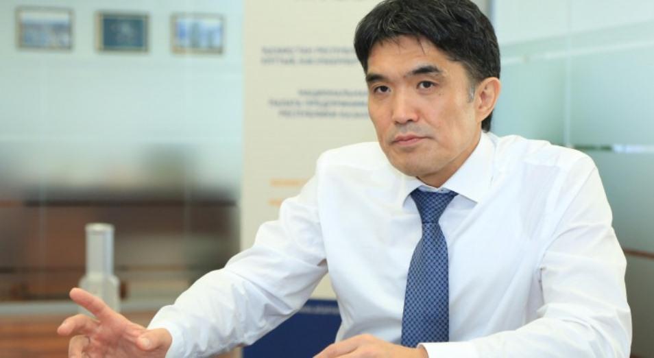 Вице-министром культуры и спорта Казахстана назначен Ельдос Рамазанов