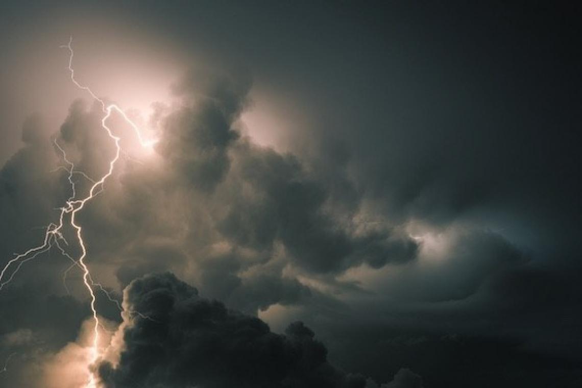 Штормовое предупреждение объявлено в шести областях Казахстана и столице