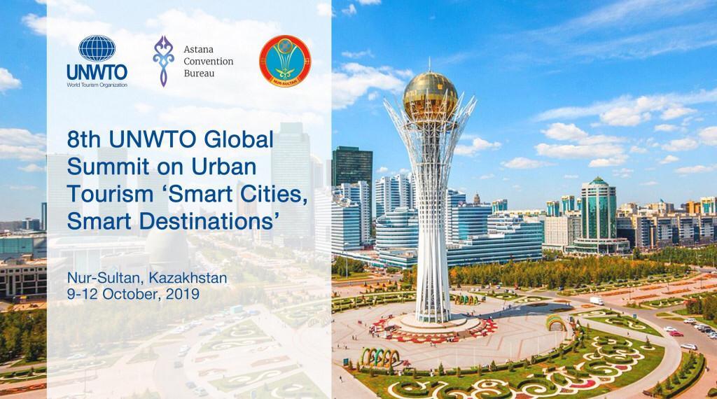 Свыше 700 гостей примут участие в VIII Глобальном саммите ЮНВТО в Нур-Султане