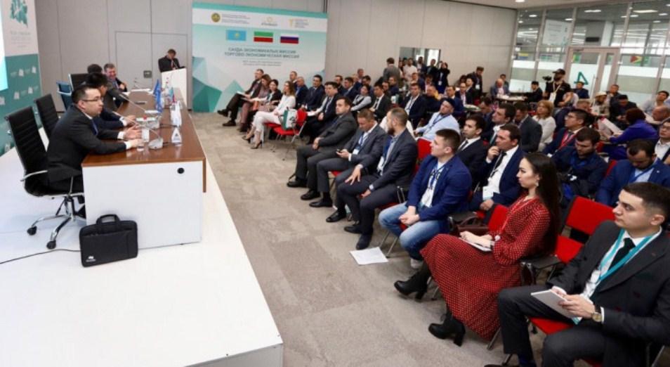 Карагандинская продукция появится в Казани