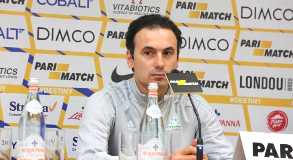 Бабаян о матче на Кипре: «Нас наказали за потерю концентрации»