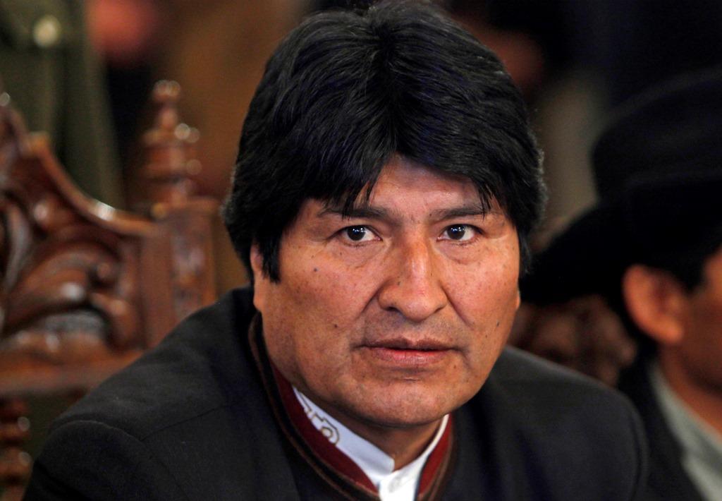 Эво Моралес заявил о попытке госпереворота в Боливии