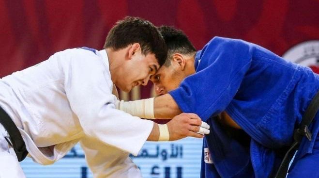Лига Европы по дзюдо: Ислам Бозбаев завоевал бронзу