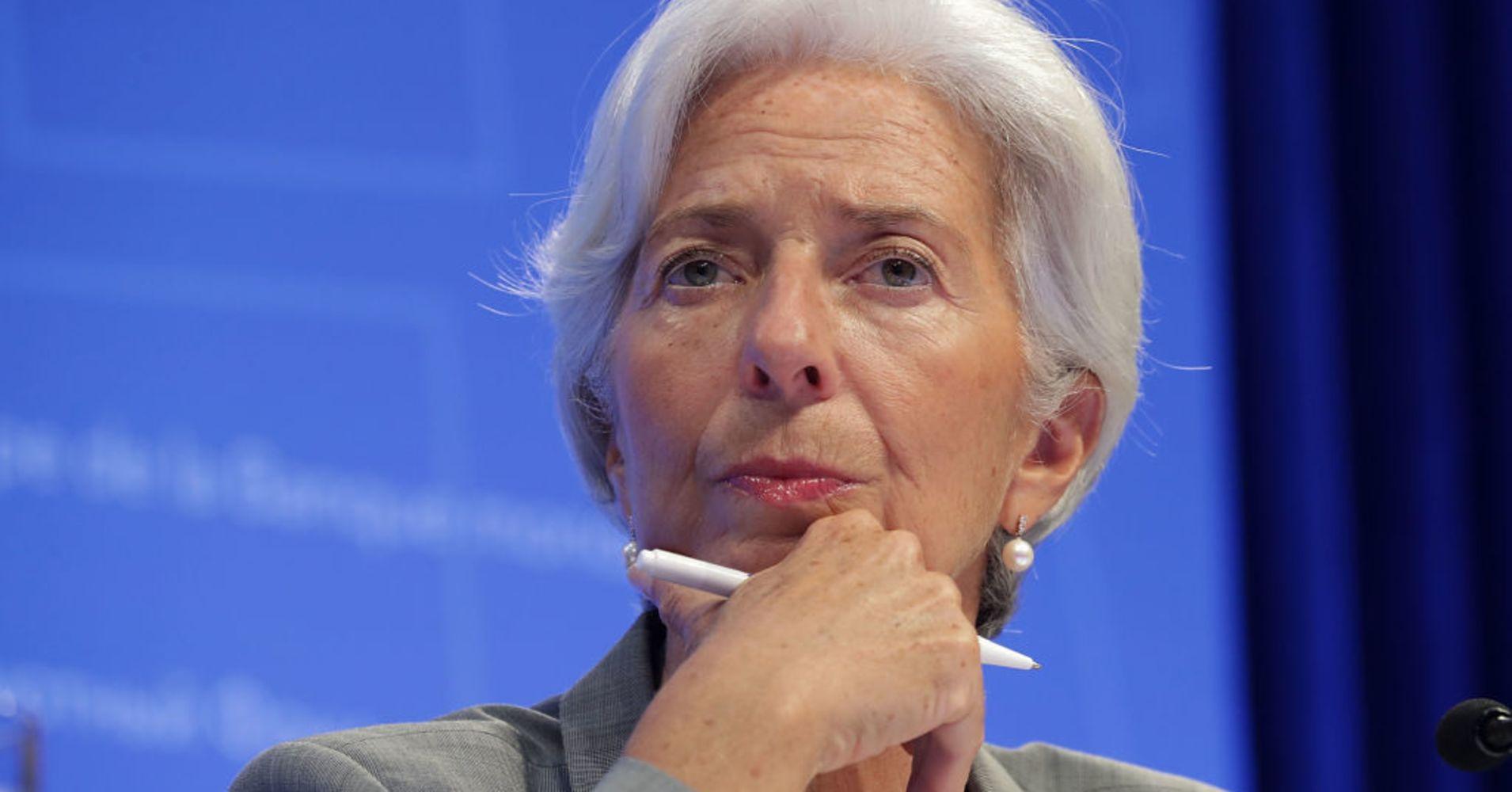 Глава МВФ Кристин Лагард посетит Казахстан с визитом