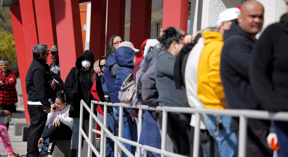 Безработица в США превзошла ожидания