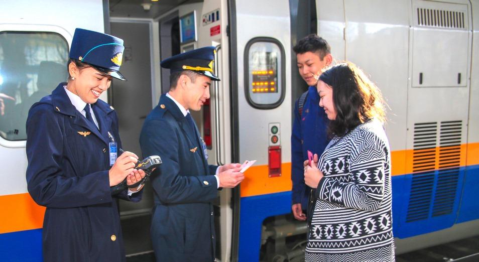 «КТЖ» повышает уровень сервиса для пассажиров поездов