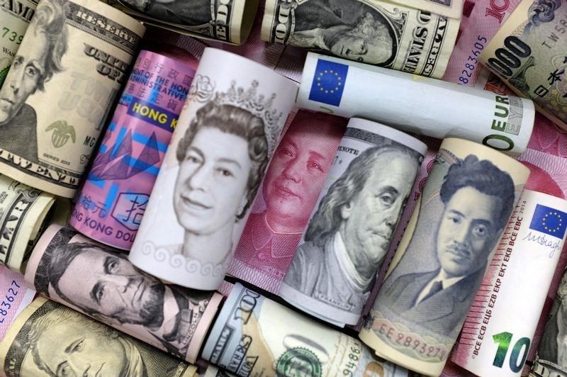 Долларовый индекс продолжает снижаться