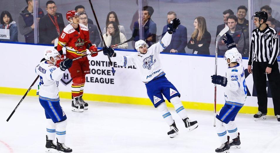 Регулярка КХЛ: «Барыс» впервые вошел в ТОП-5 Лиги